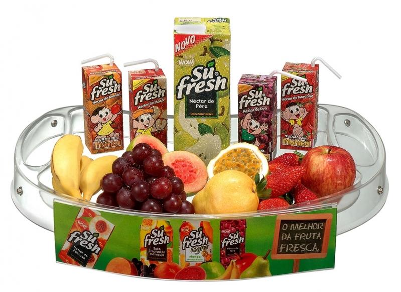 Bandeja para Degustação de Bebida Preço na Vila Marisa Mazzei - Bandeja Promocional com Alça de Pescoço