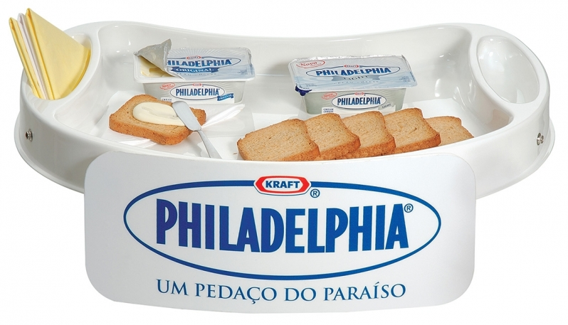 Bandeja para Sampling Preço em Pirituba - Bandeja Promocional com Alça de Pescoço