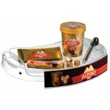 bandejas promocionais de degustação Canoinhas