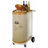 cooler para ponto de venda na Serra da Cantareira