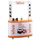 material promocional para PDV em Araucária