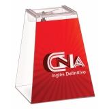 quanto custa urna de acrílico 30 cm em Guarapuava