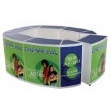 quiosques promocionais para vendas Nilópolis