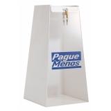 urna promocional preço em Mauá
