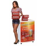 venda de balcão promocional personalizado na Cantareira