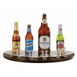 venda de bandeja para degustação de bebida em Santa Maria