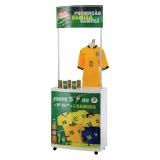 venda de material promocional para ponto de venda Bento Gonçalves