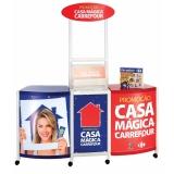 venda de quiosque sob medida em Campos dos Goytacazes