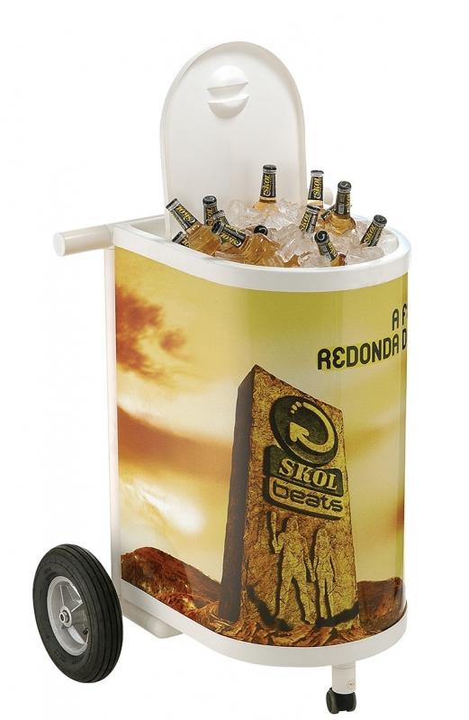 Venda de Cooler Promocional para Pdv em Itaquaquecetuba - Cooler para Ponto de Venda